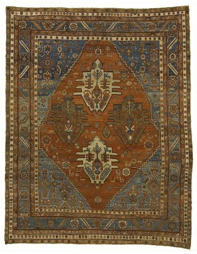 """Copy of Bakshaish Carpet 14' 2"""" x 11' 1"""""""