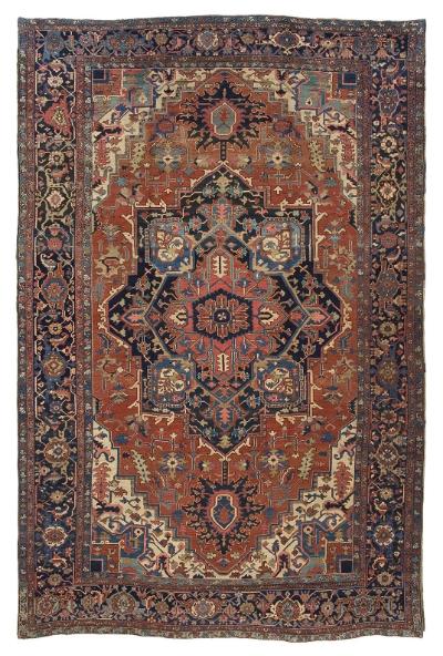 """Copy of Heriz Carpet 15' 9"""" x 10' 5"""""""