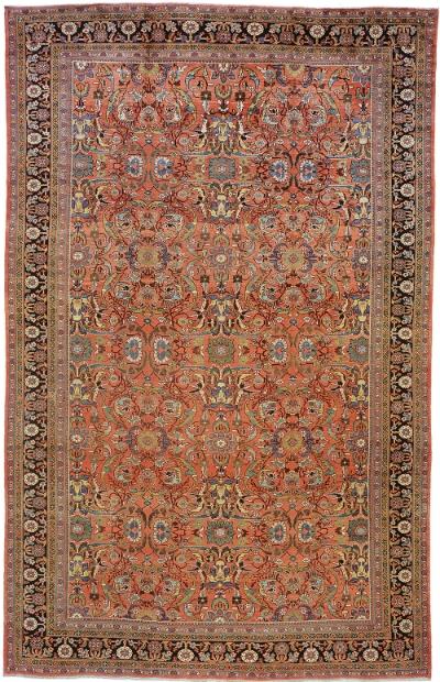 """Copy of Mahal Carpet 18' 0"""" x 11' 6"""""""