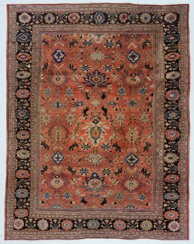 """Copy of Mahal Carpet 14' 1""""  x 11' 0"""""""