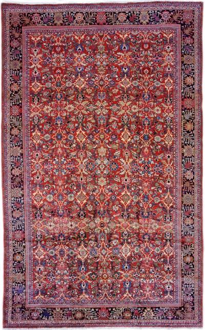 """Copy of Mahal Carpet 19' 0"""" x 11' 6"""""""