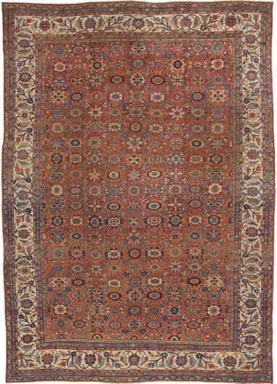 """Copy of Mahal Carpet 15' 0"""" x 10' 8"""""""