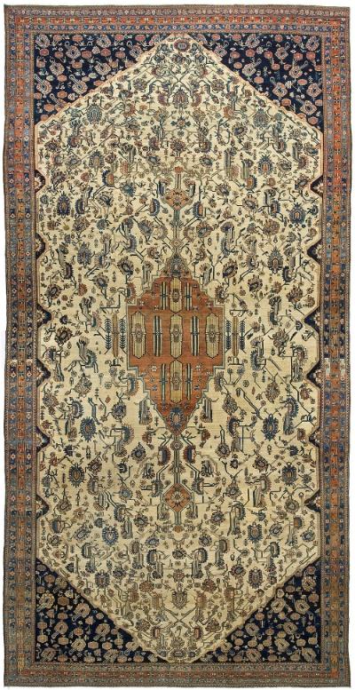 """Copy of Melayir Carpet 26' 4"""" x 13' 5"""""""