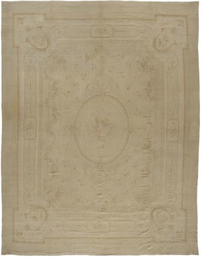 """Copy of Aubusson Carpet 16' 8"""" x 12' 4"""""""
