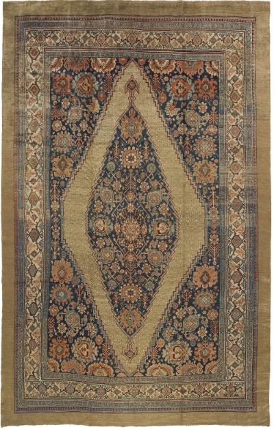 "NW Persian Carpet 16' 2"" x 10' 1"""