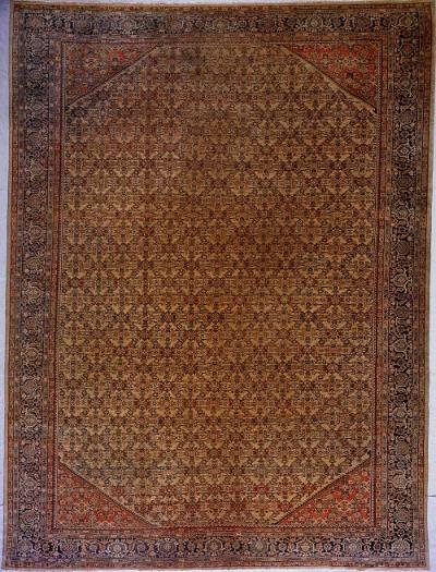 "Sultanabad Carpet 18' 5"" x 13' 9"""