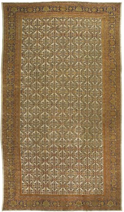 "Sultanabad Carpet 20' 0"" x 11' 1"""
