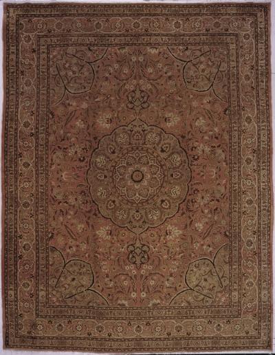 "Copy of Tabriz Carpet 12' 9"" x 9' 7"""