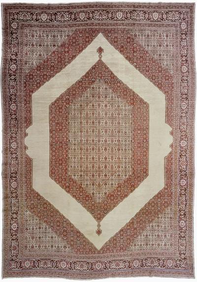 """Tabriz Carpet 18' 0"""" x 12' 6"""""""