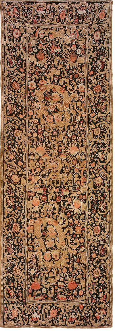 """Karabagh Gallery Carpet 18' 10"""" x 6' 5"""""""