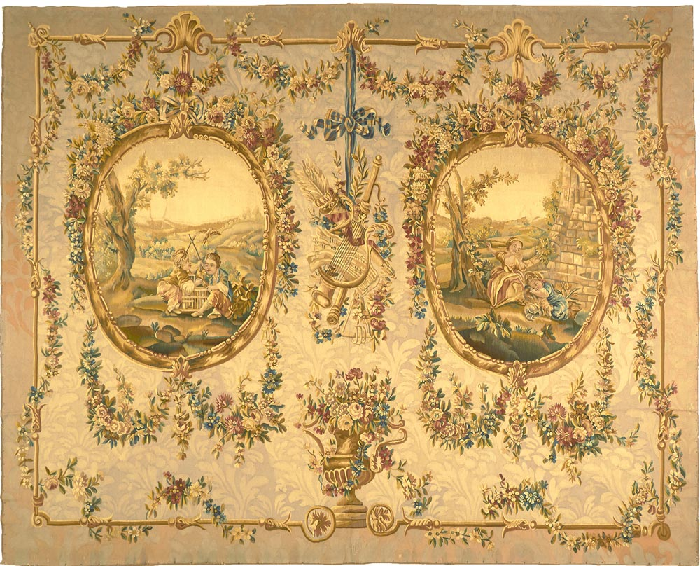 Aubusson Tapestry_17140