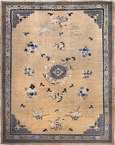 """Chinese Carpet 17' 9"""" x 13' 11"""""""