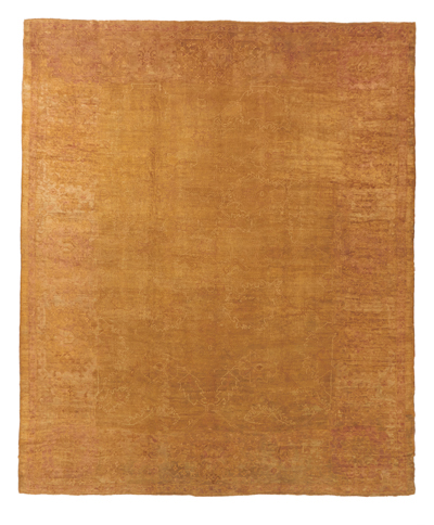 "Copy of Oushak Carpet 14' 10"" x 12' 4"""