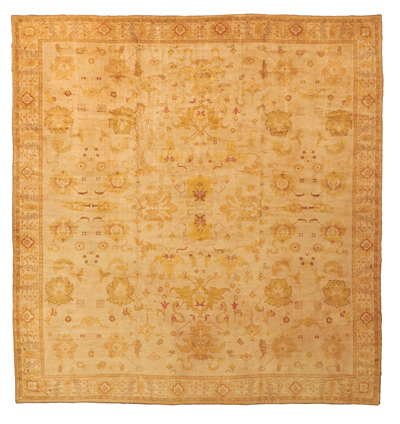 """Spanish Carpet 17' 2"""" x 16' 2"""""""