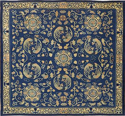 """Chinese Carpet 14' 4"""" x 13' 2"""""""