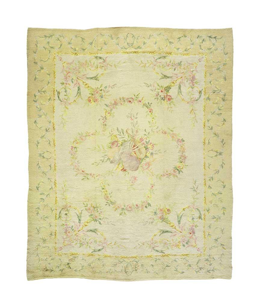 Savonnerie Carpet_17168