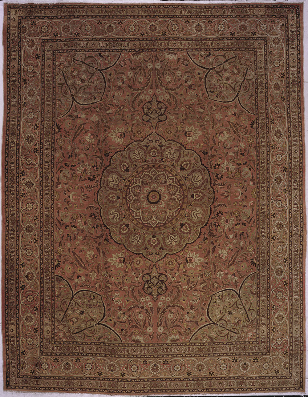 Tabriz Carpet_16977