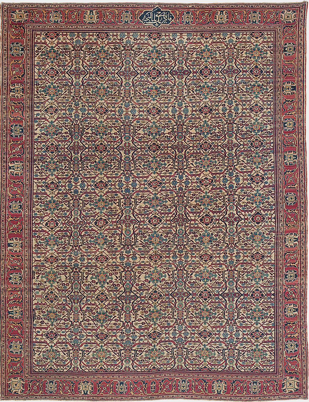 Tabriz Carpet_17079