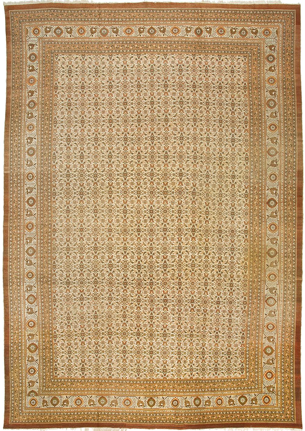Tabriz Carpet_17351