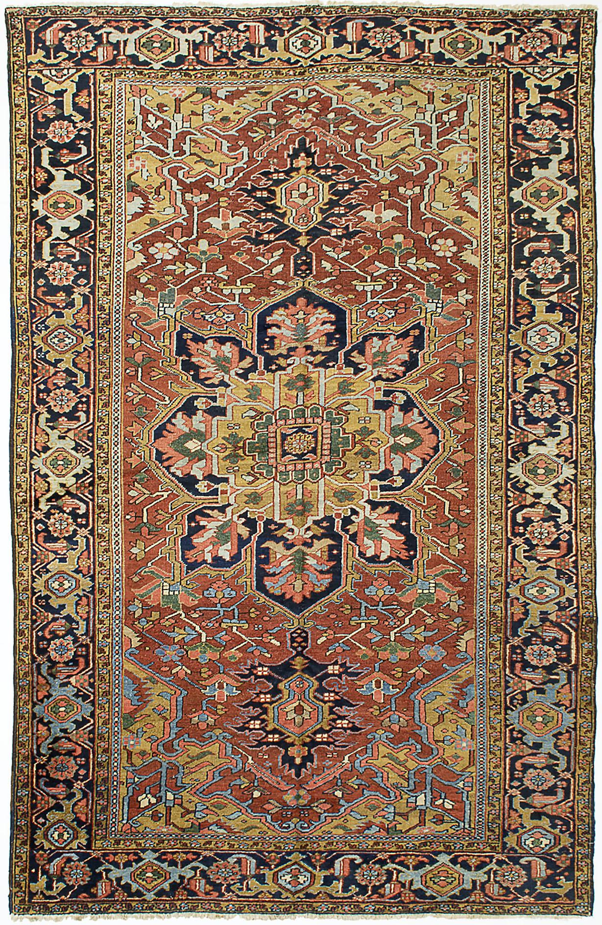 """Copy of Heriz Carpet 10' 3"""" x 6' 7"""""""