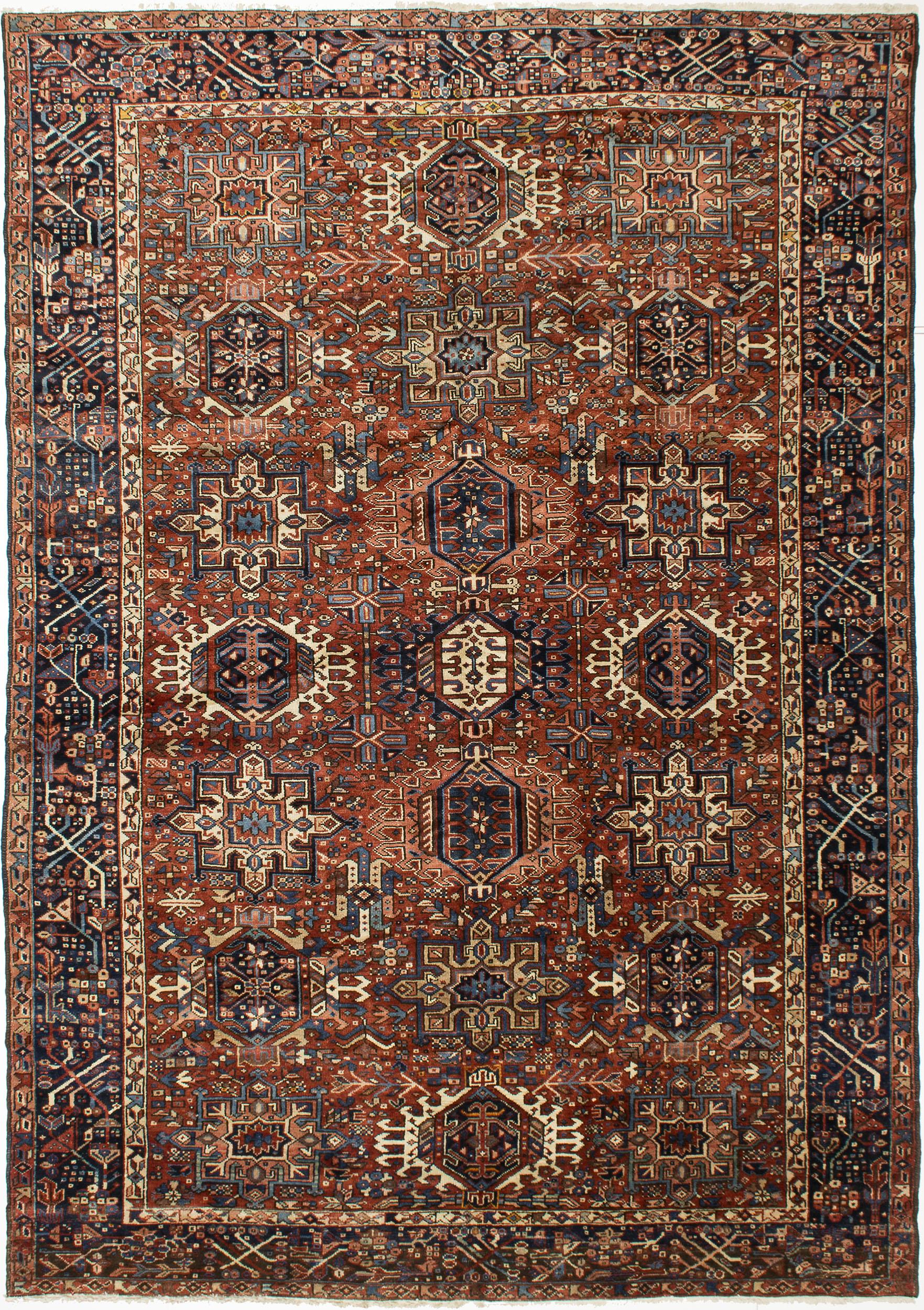 "Karadja Carpet 11' 5"" x 8' 0"""