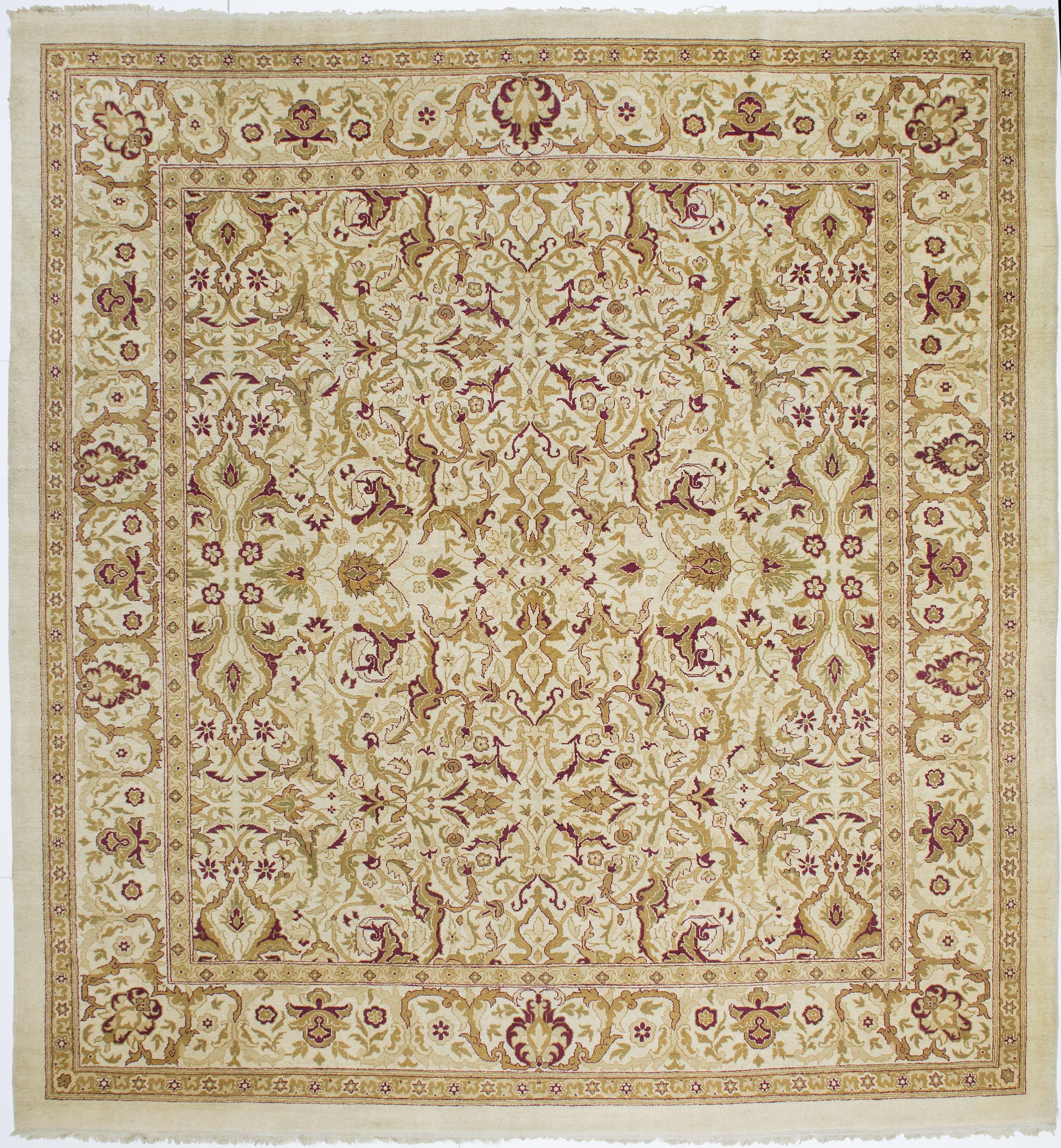 """Amritsar Carpet 10' 10"""" x 10' 1"""""""