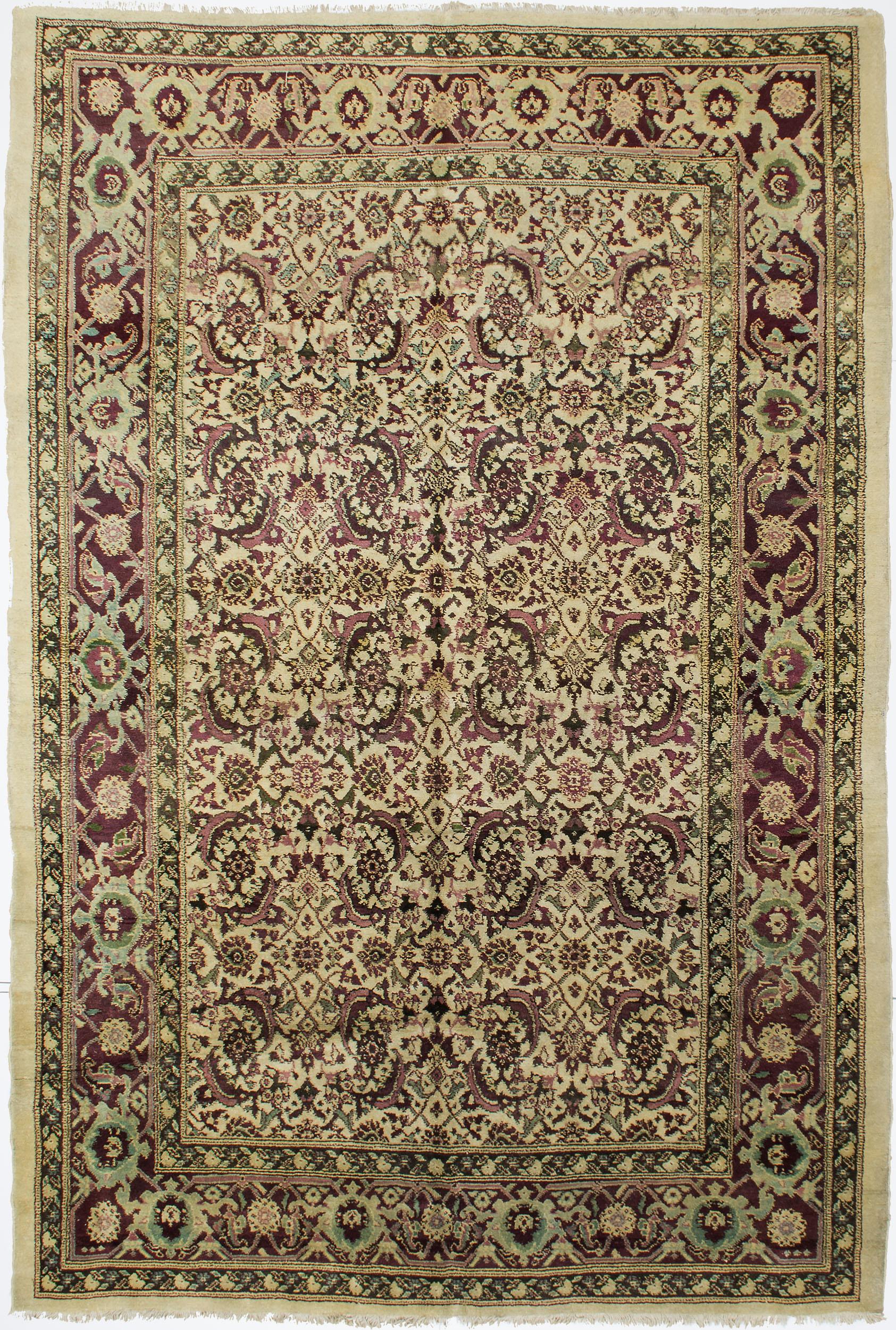 "Agra Carpet 10' 4"" x 7' 0"""