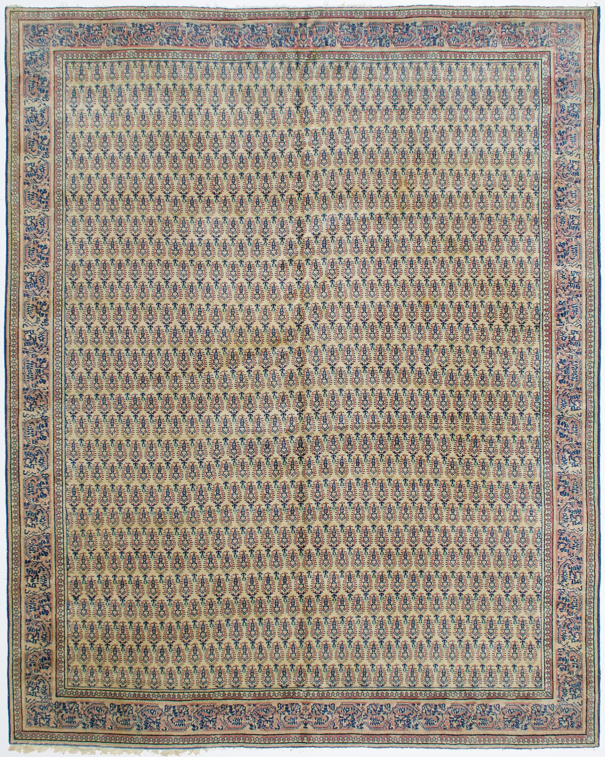 "Copy of Amritsar Carpet 9' 9"" x 7' 11"""
