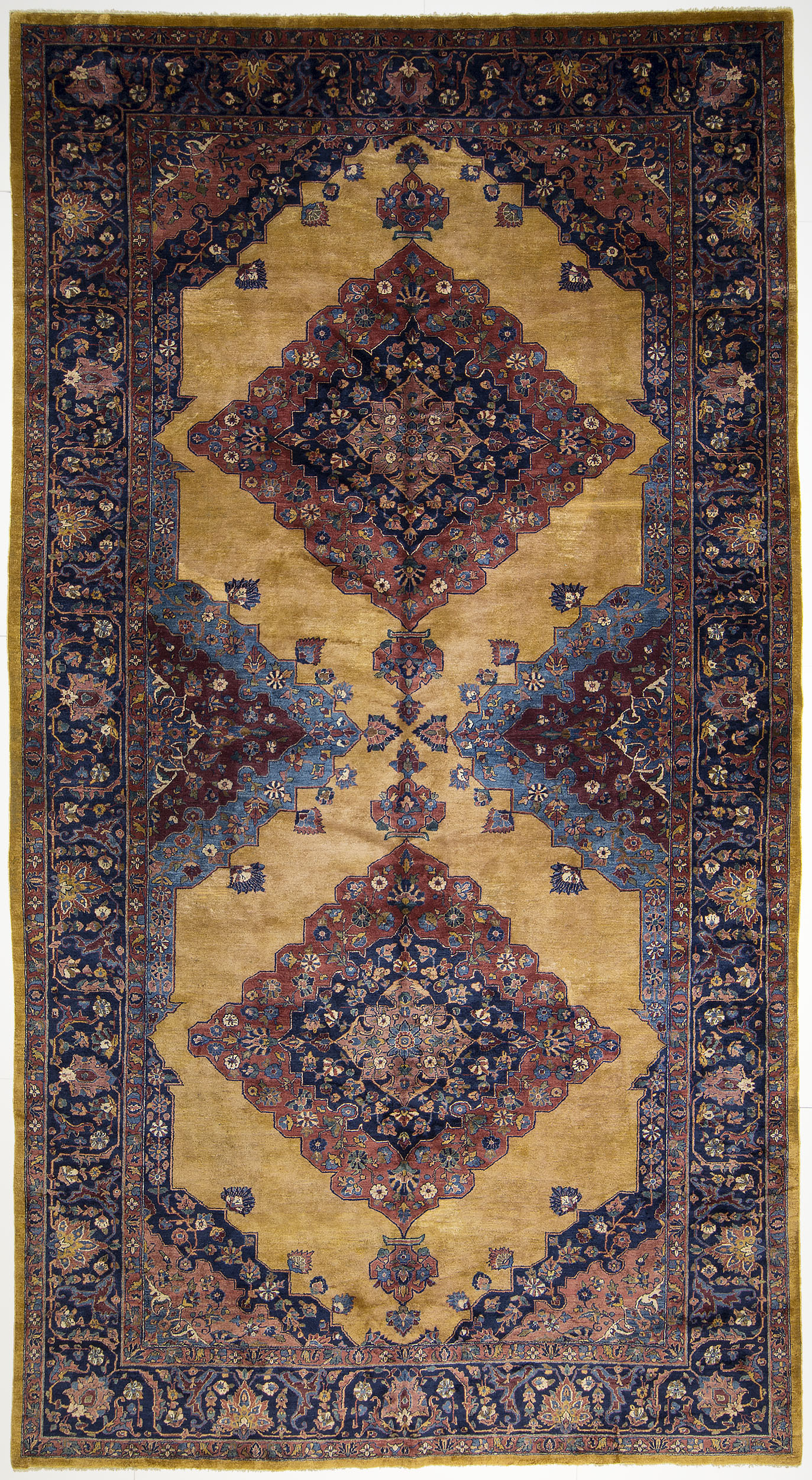 "Sharistan Carpet 16' 2"" x 8' 10"""