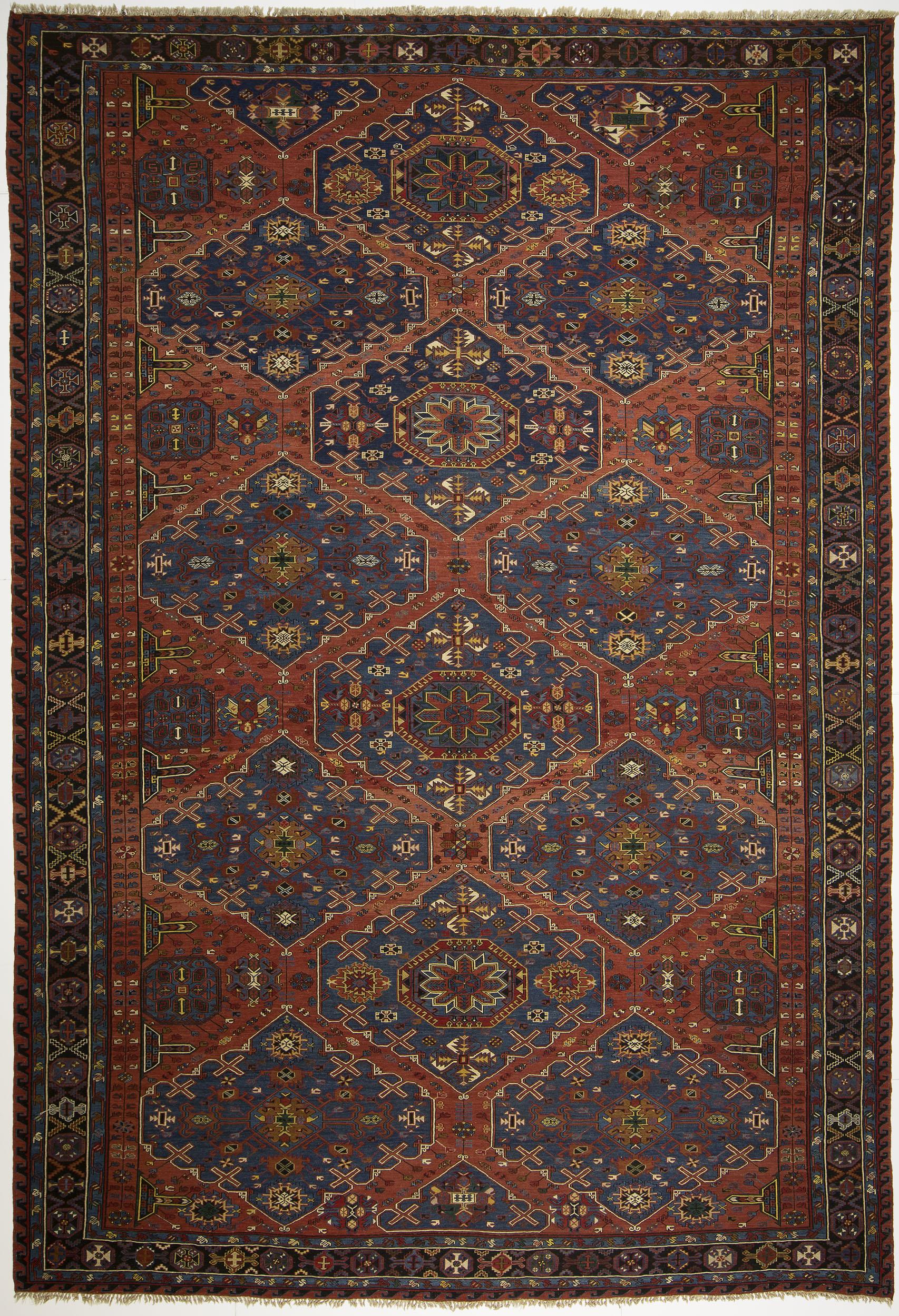 """Soumac Carpet 16' 7"""" x 11' 0"""""""