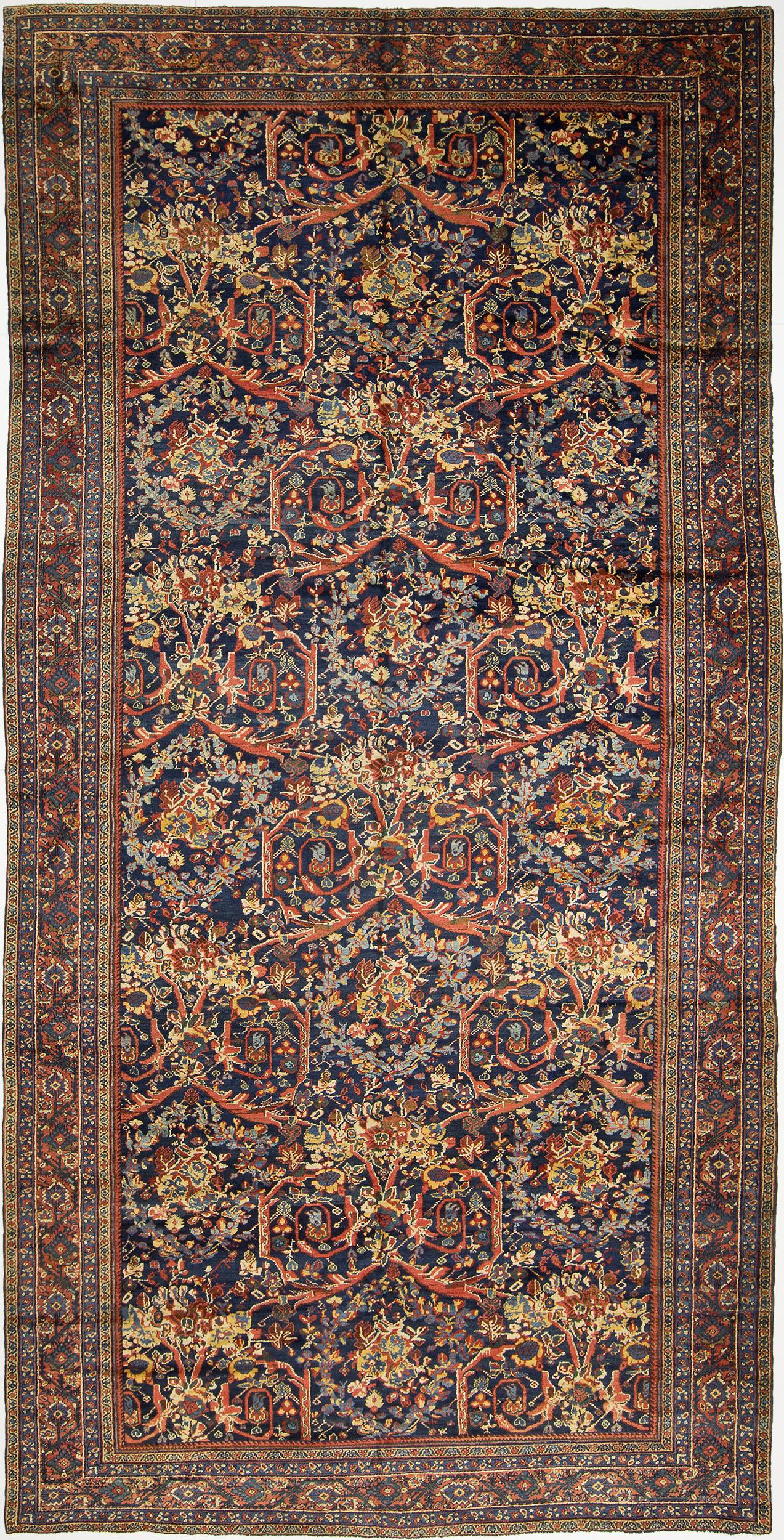 """Copy of Mahal Carpet 17' 7""""x 8' 9"""""""