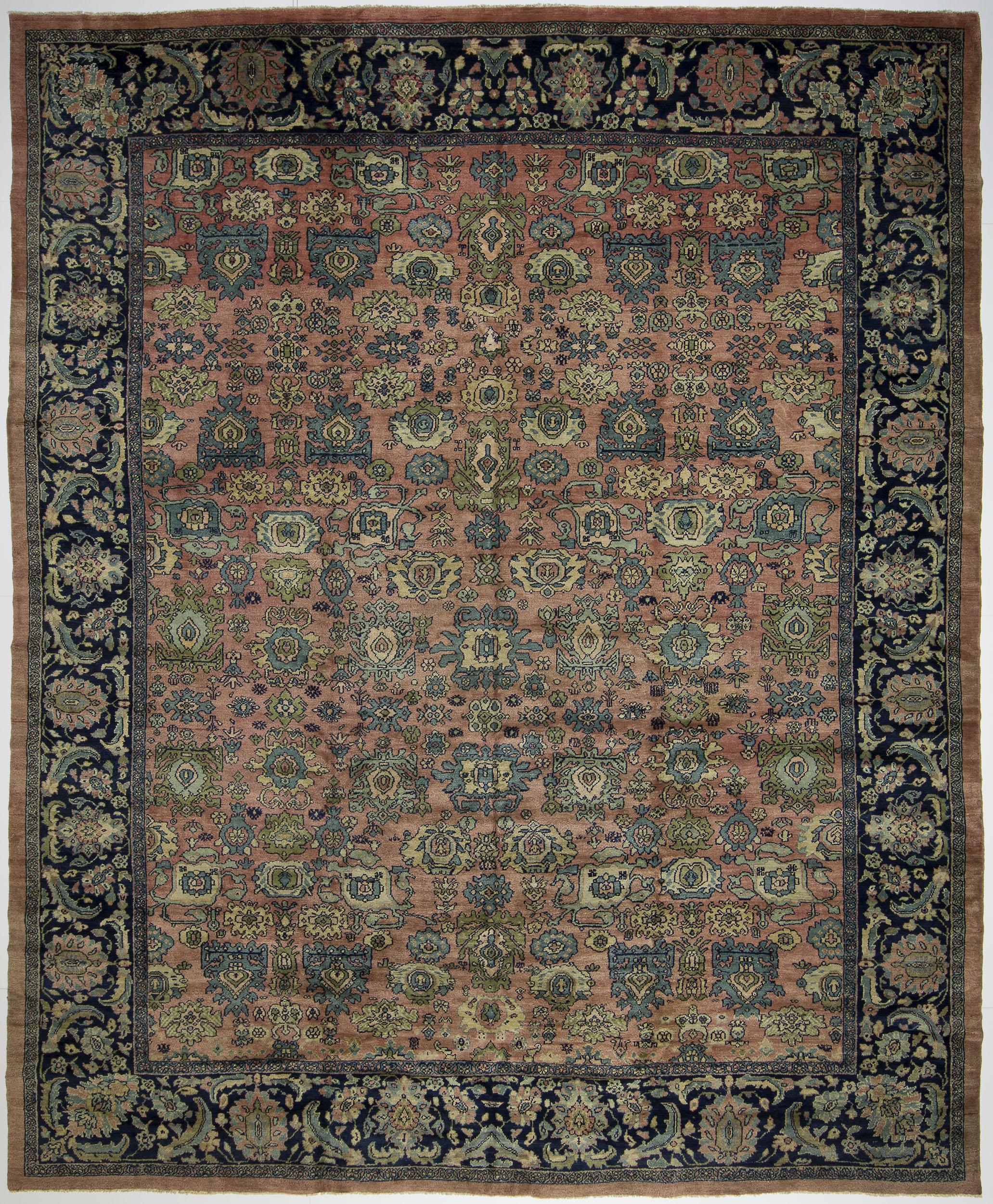 """Copy of Mahal Carpet 14' 11"""" x 12' 4"""""""