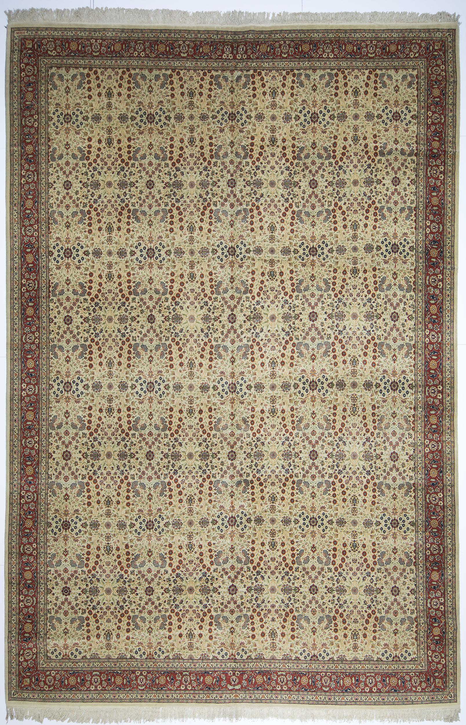 """Hereke Carpet 16' 2"""" x 10' 9"""""""