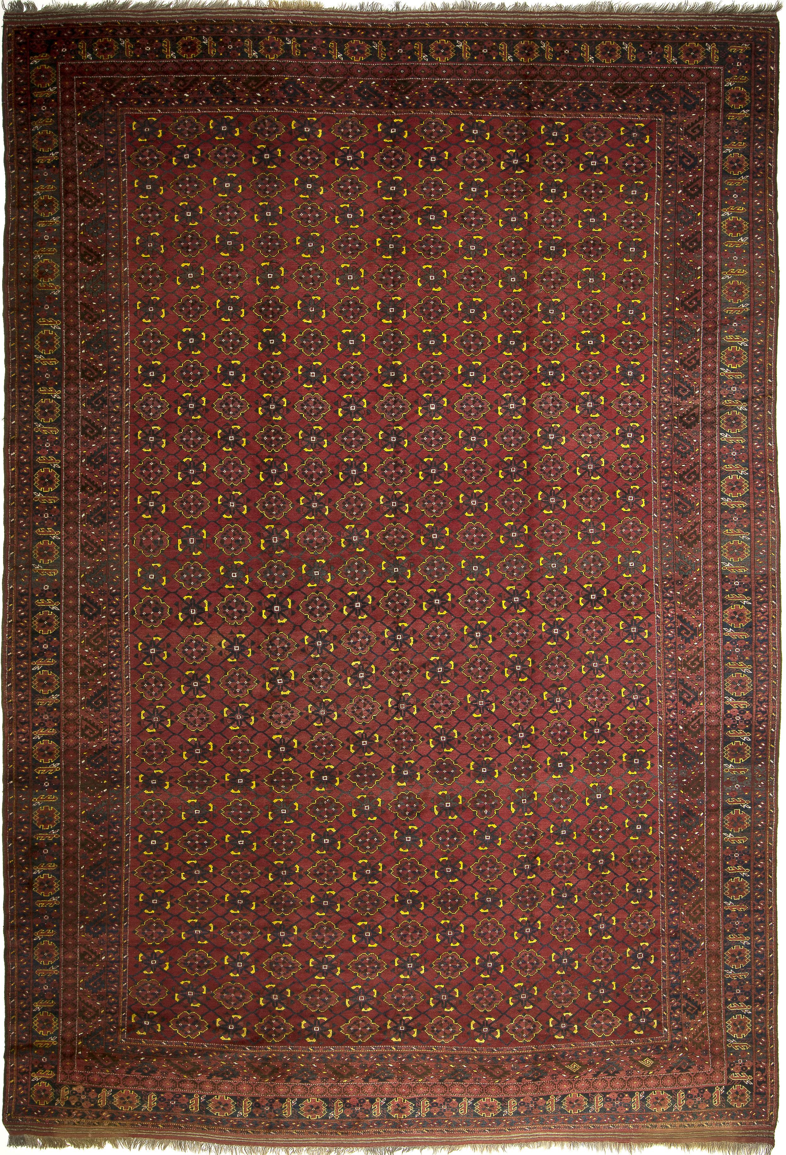 """Ersari Carpet 18' 0"""" x 12' 5"""""""