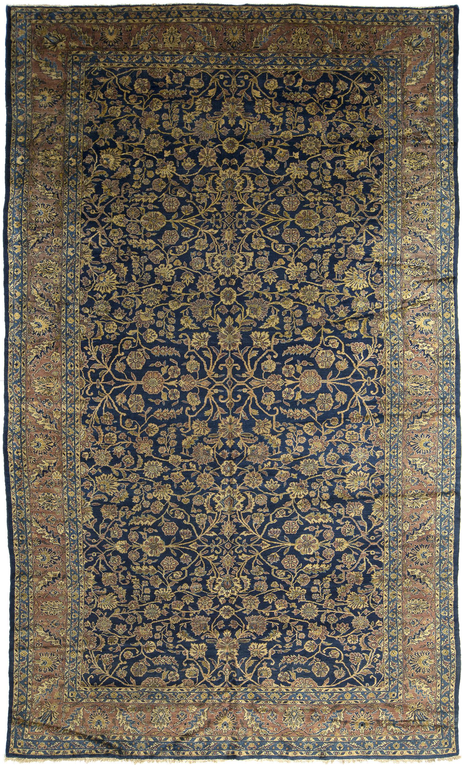 """Northwest Persian Carpet 15' 3"""" x 8' 9"""""""