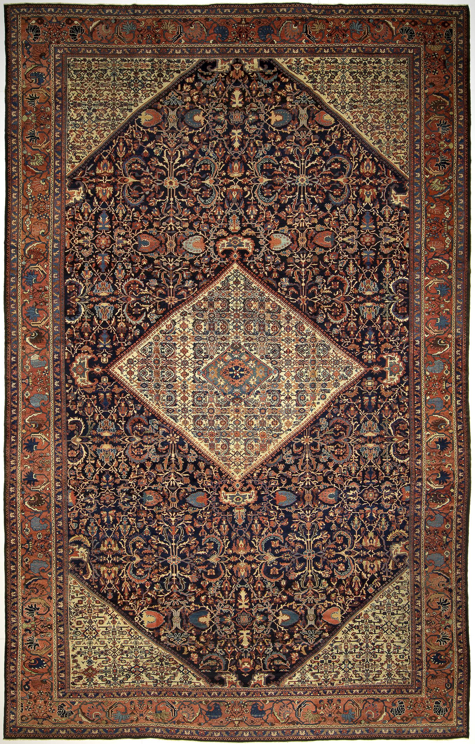 """Mahal Carpet 20' 2"""" x 12' 6"""""""