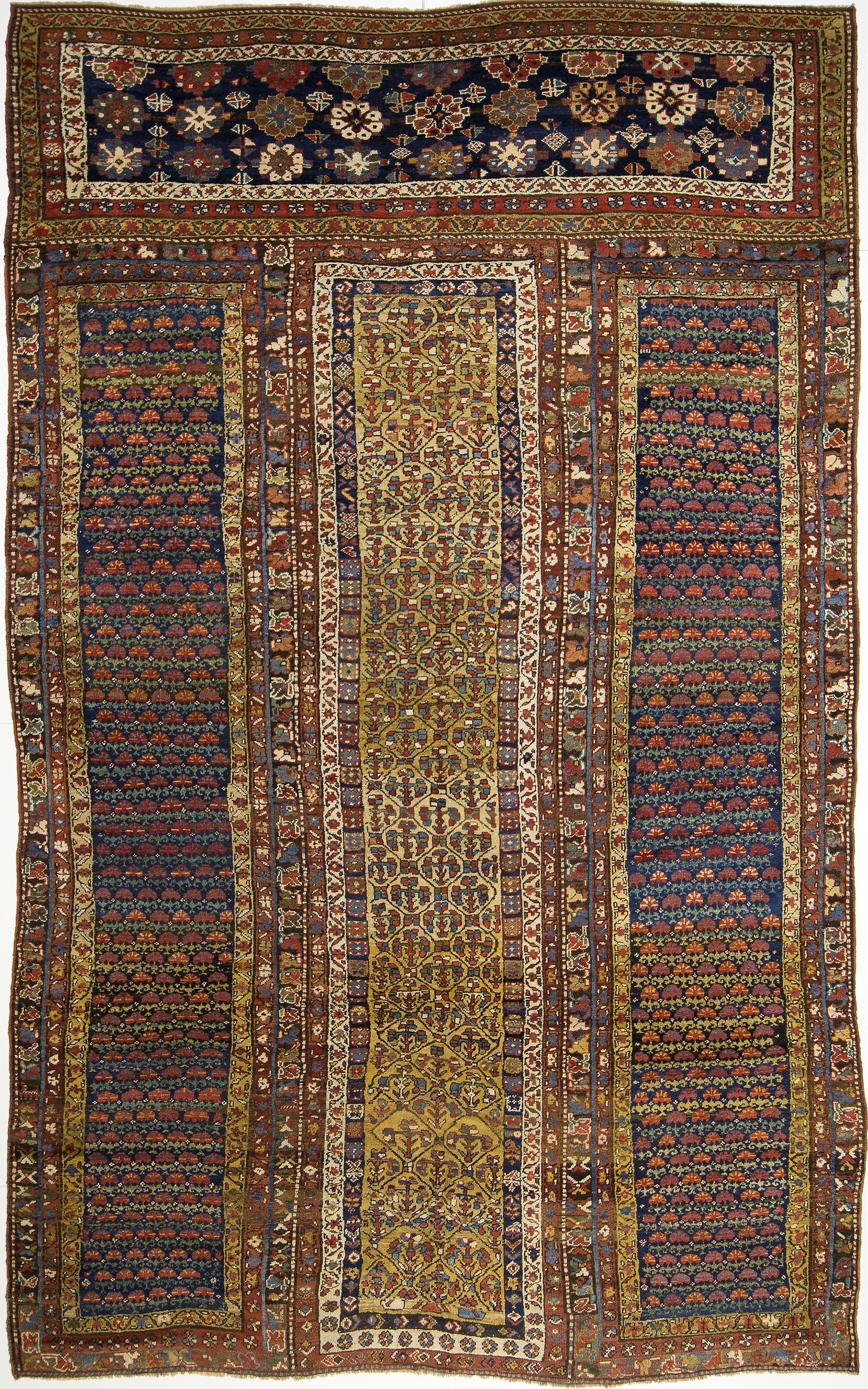 "Kurd Triclinium Carpet 14' 7"" x 8' 10"""