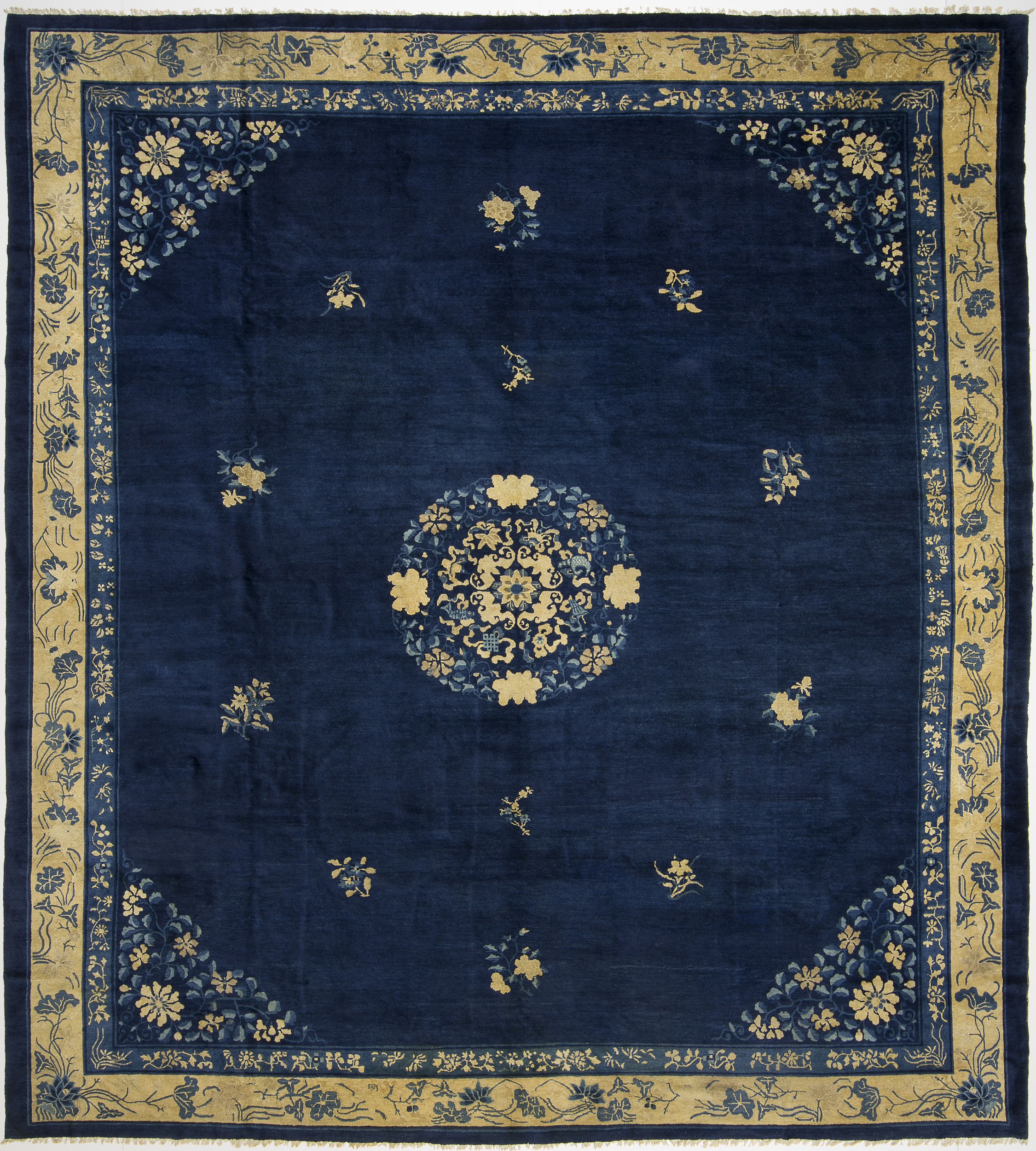 """Peking Chinese Carpet 13' 4"""" x 12' 0"""""""