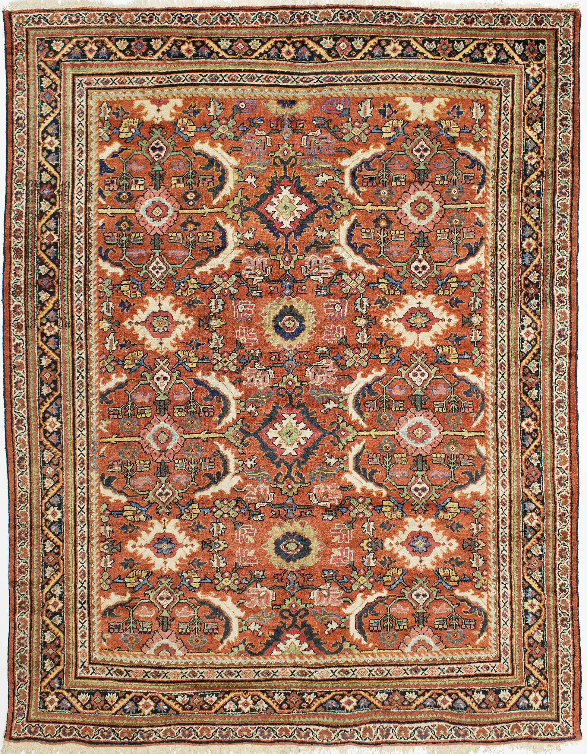 """Mahal Carpet 10' 2"""" x 7' 9"""""""