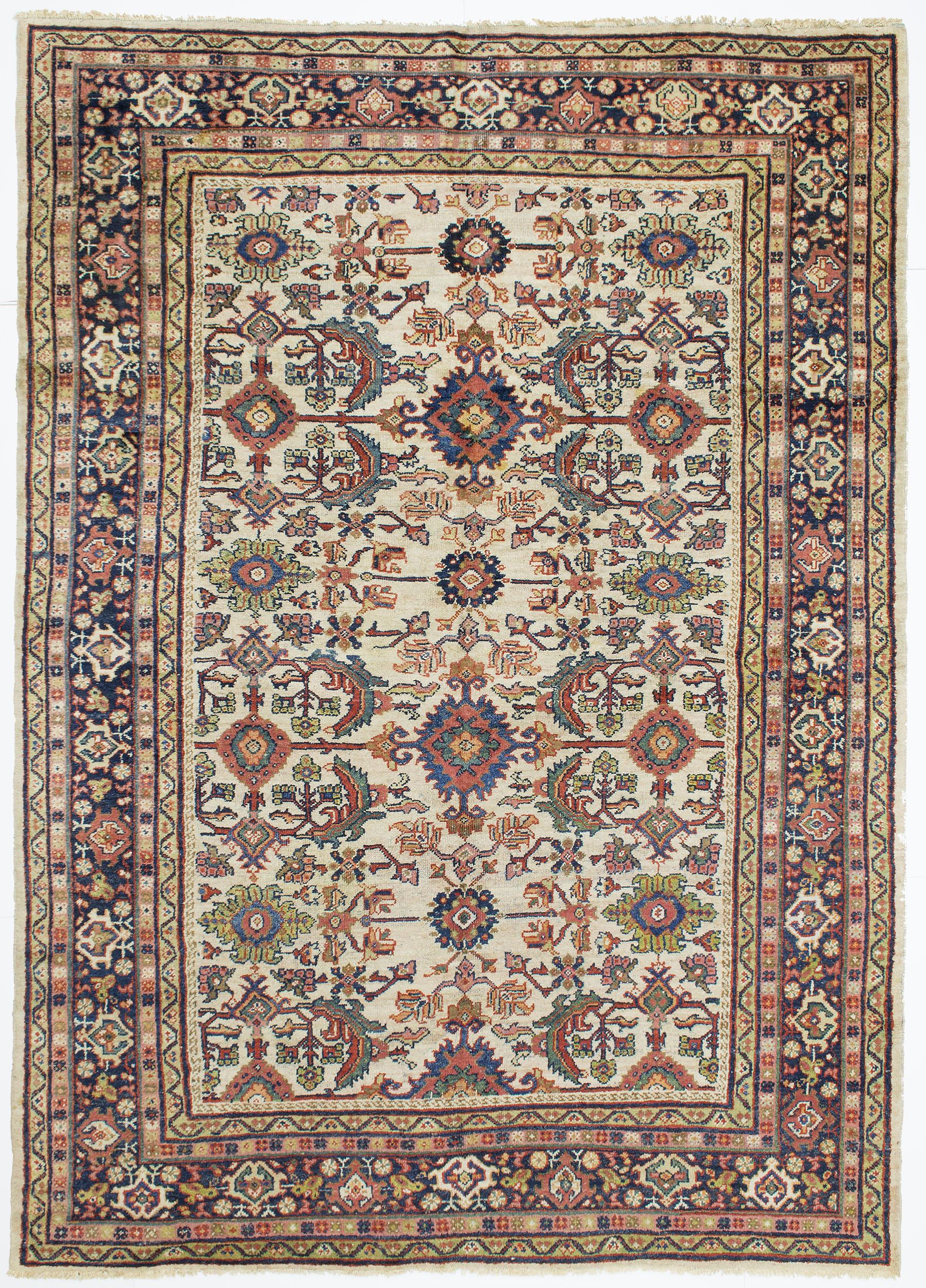 """Mahal Carpet 10' 2"""" x 7' 2"""""""