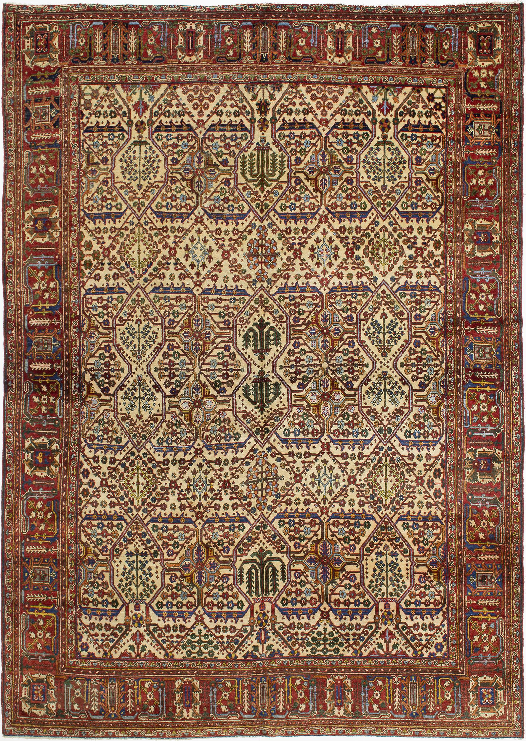 "Joshaghan Carpet 9' 9"" x 7' 0"""