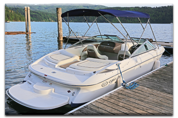 ski boat rentals image