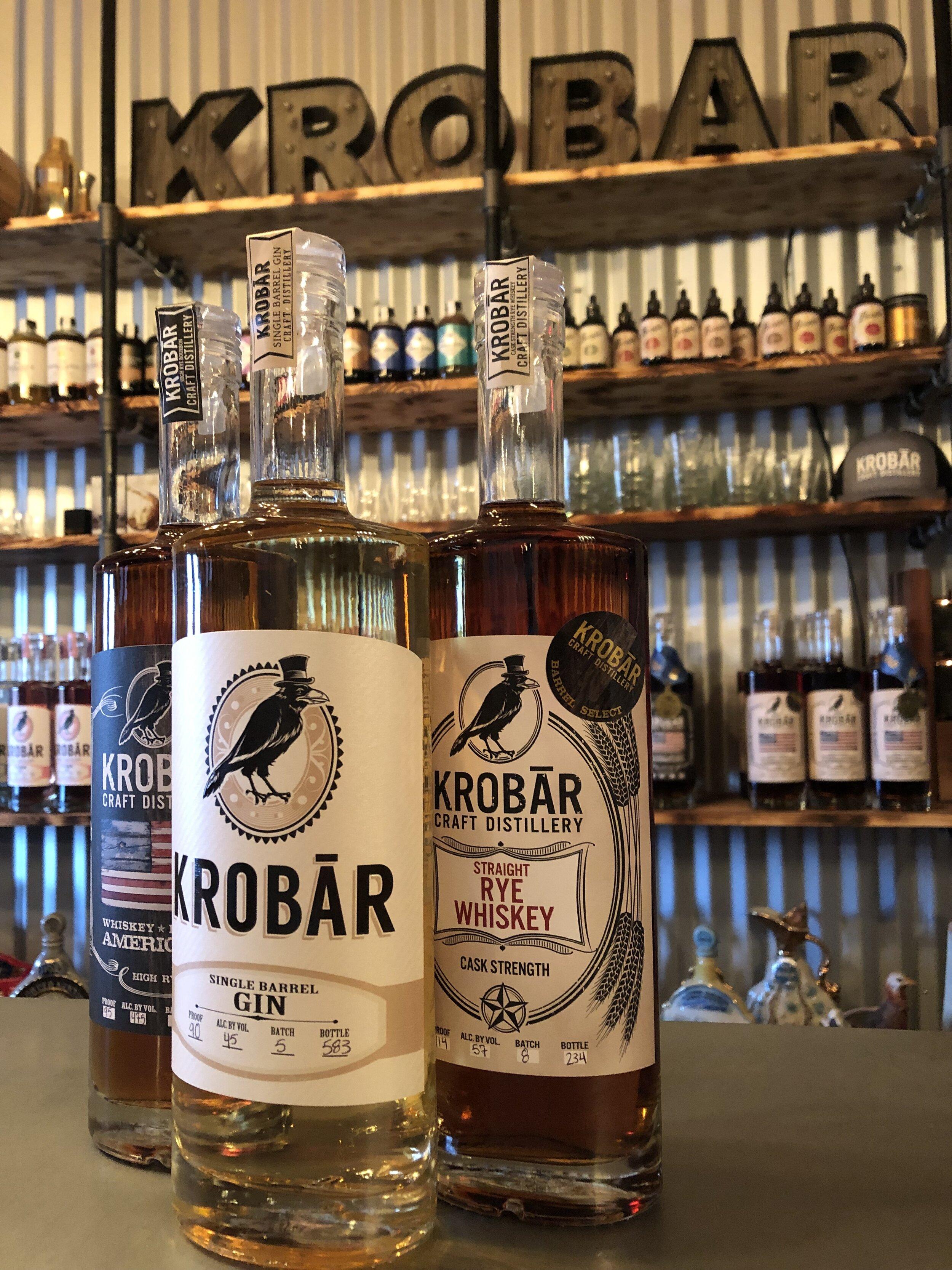 Blog Krobar Craft Distillery