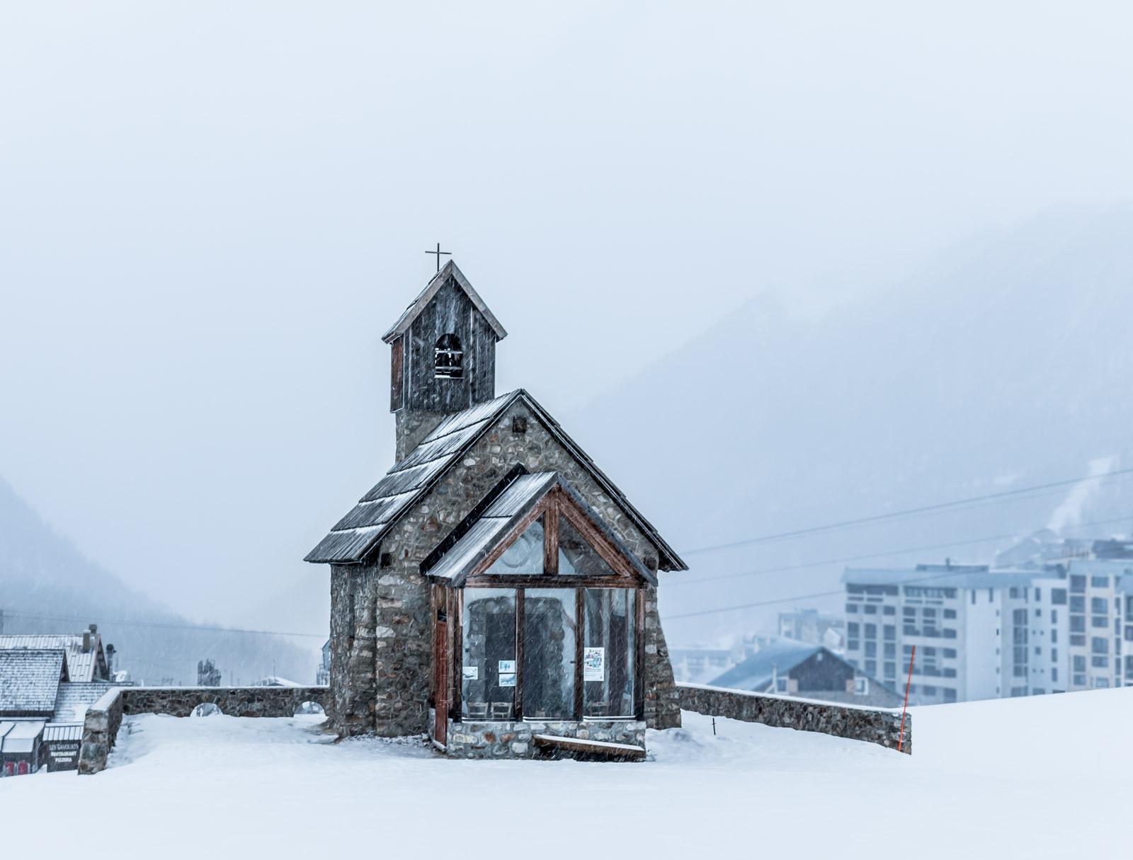 'Church' by Tatiana Daks