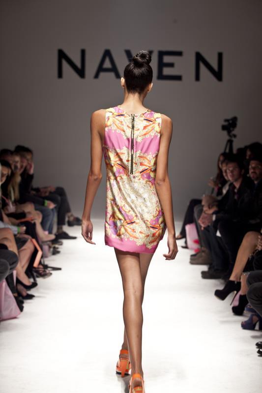 Naven LA Fashionweek 2013