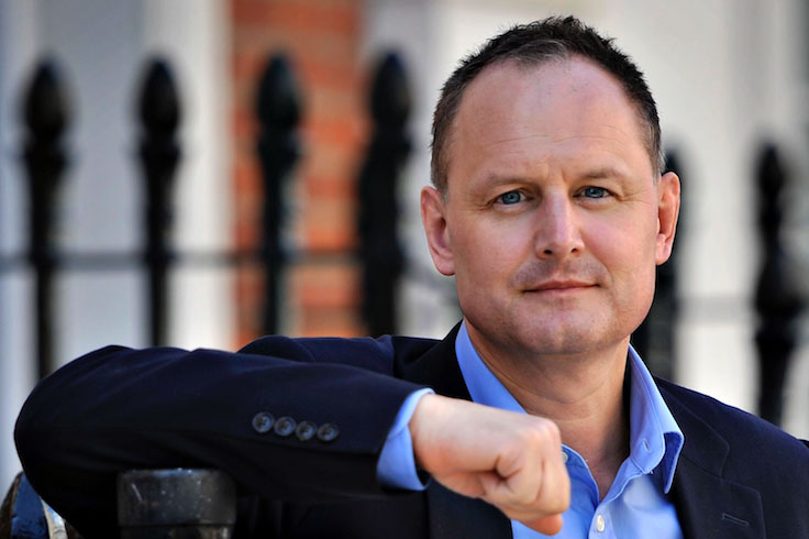 Calum Paterson, Managing Partner, Scottish Equity Partners