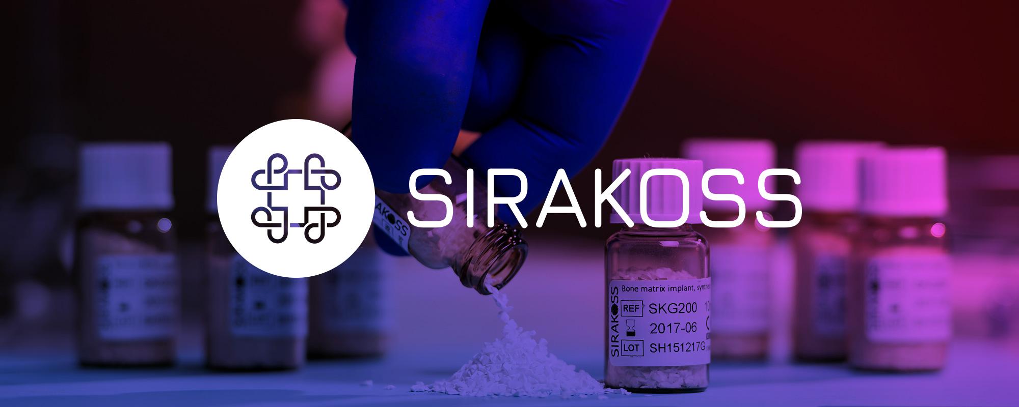 The new Sirakoss brand