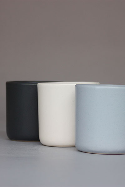 MULTIPURPOSE ASSORTED CERAMIC CUPS