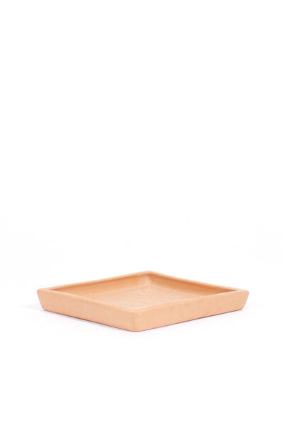 CLAY LARGE SQUARE TRAY