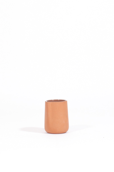 NATURAL GLAZED CLAY MINI JUG